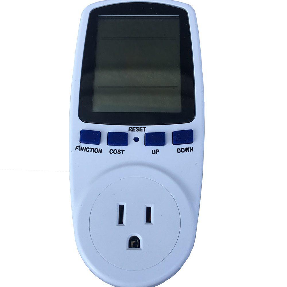 kilowatt power meter