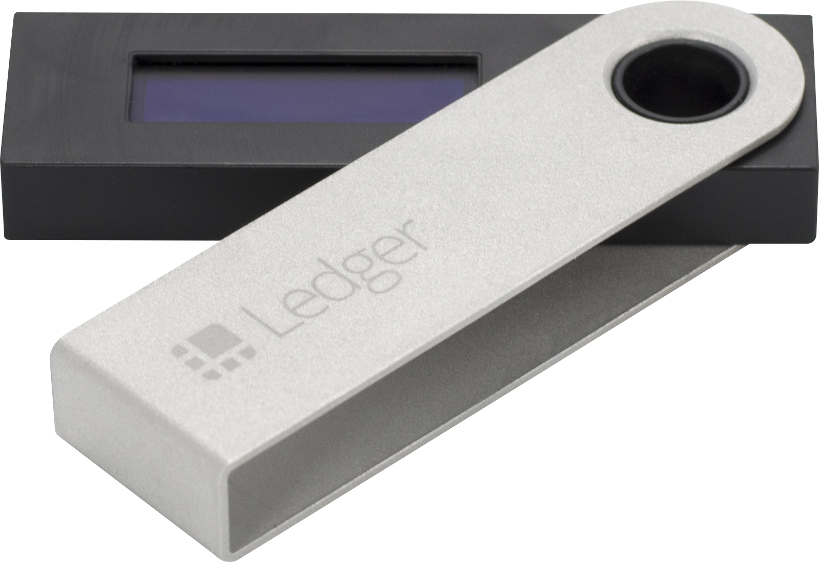 Ledger Nano S Cryptocurrency Hardware Wallet Miner Parts Bitcoin Previous Next