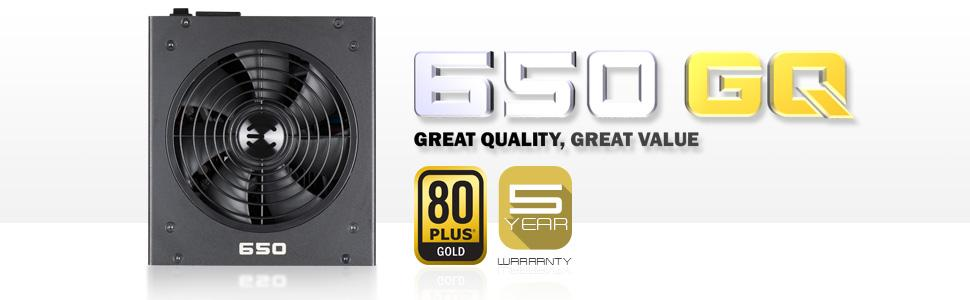 Buy EVGA 650 GQ Power Supply